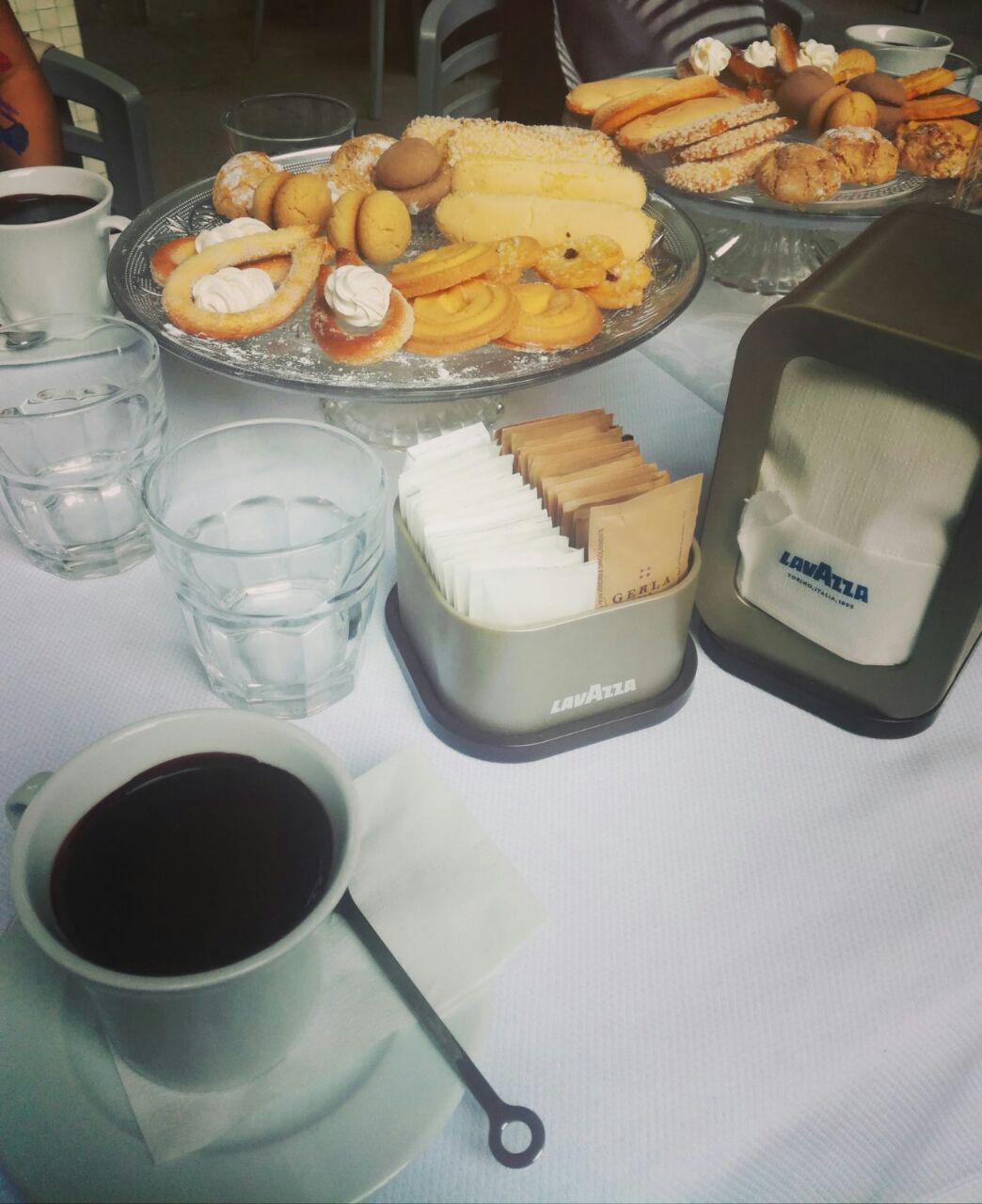 """La Merenda del '700, con cioccolata calda e i biscotti """"bagnati"""""""