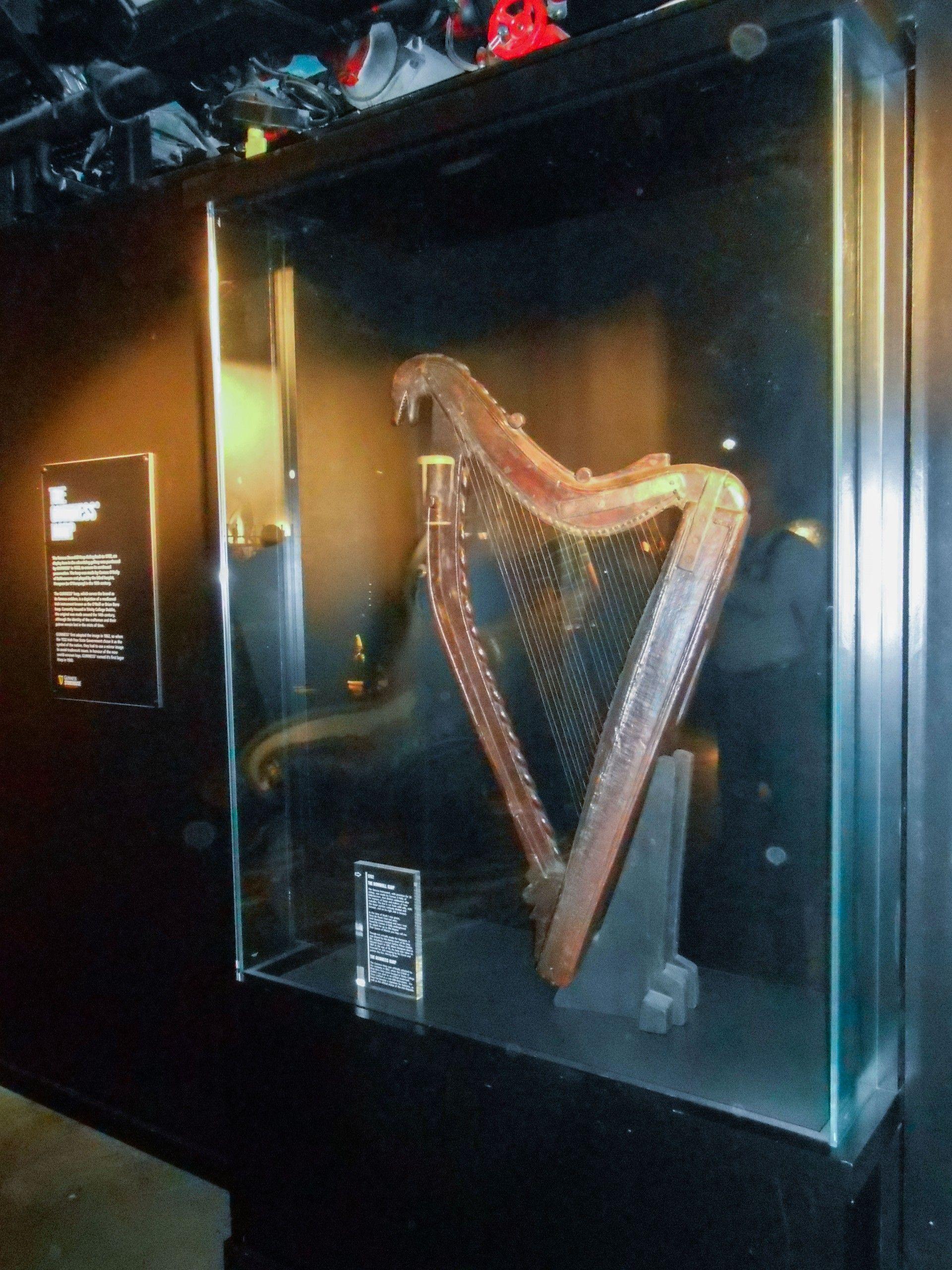 arpa antica