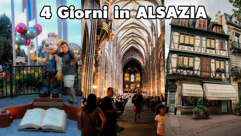 4 giorni in Alsazia