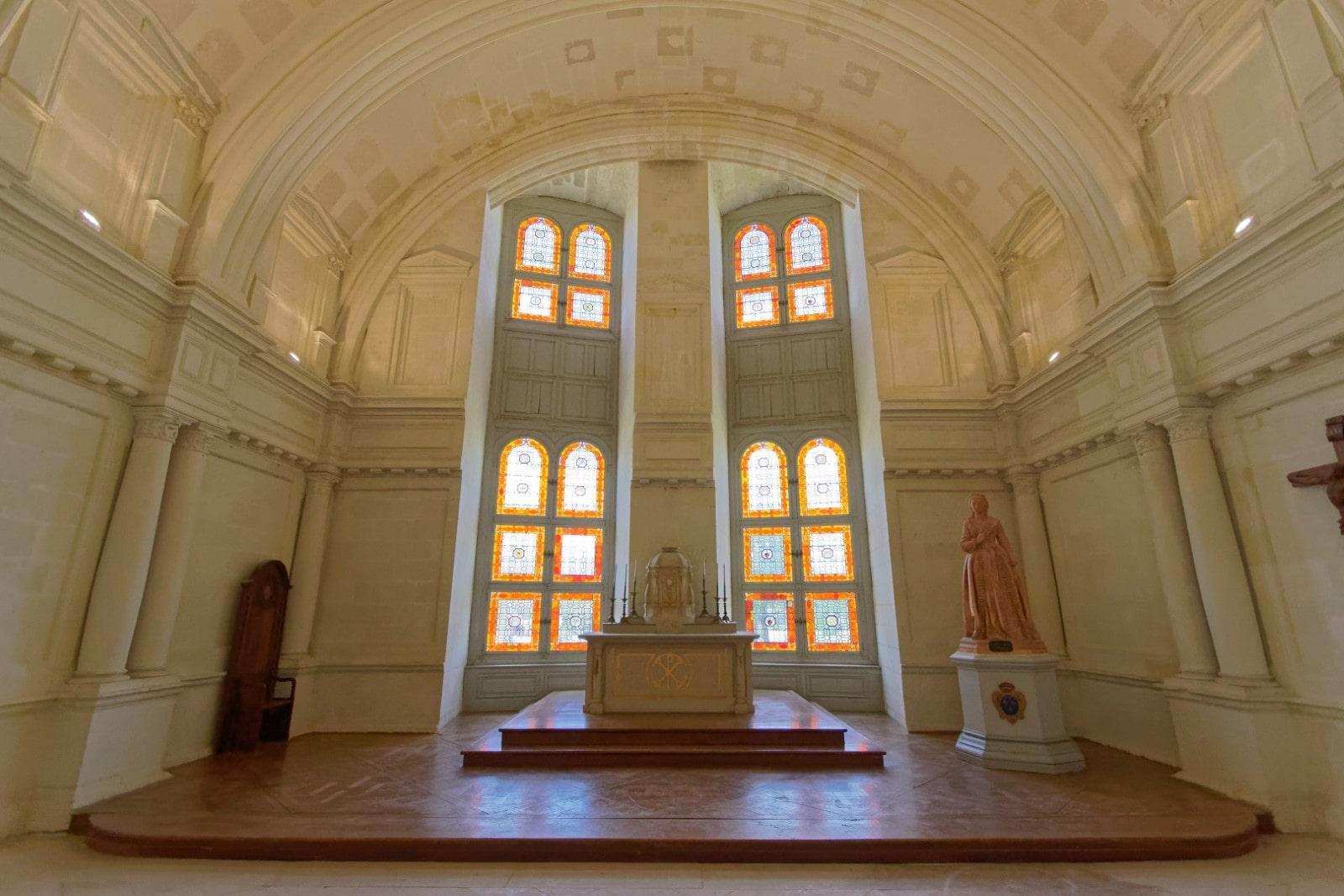 cappella del castello