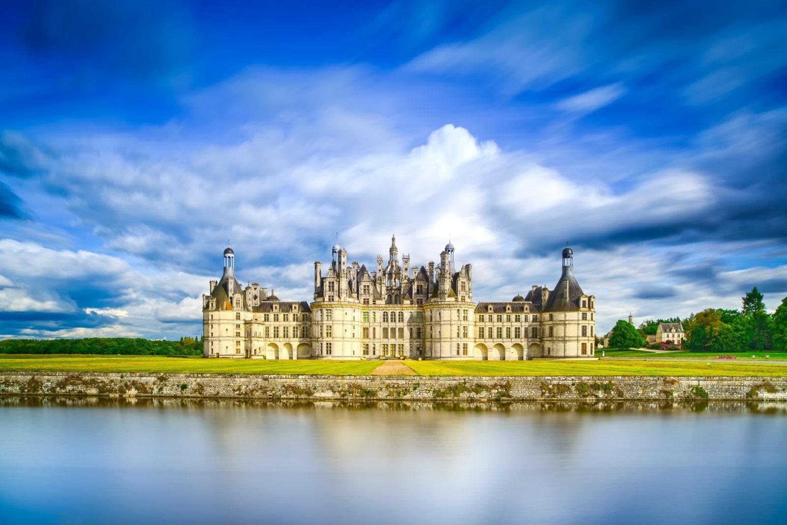 Il castello di Chambord