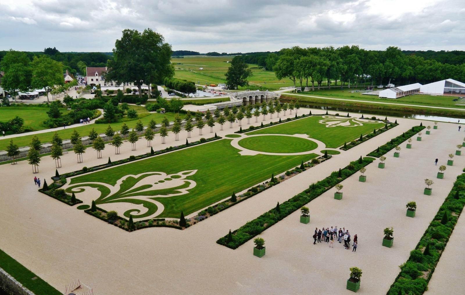 giardini alla francese