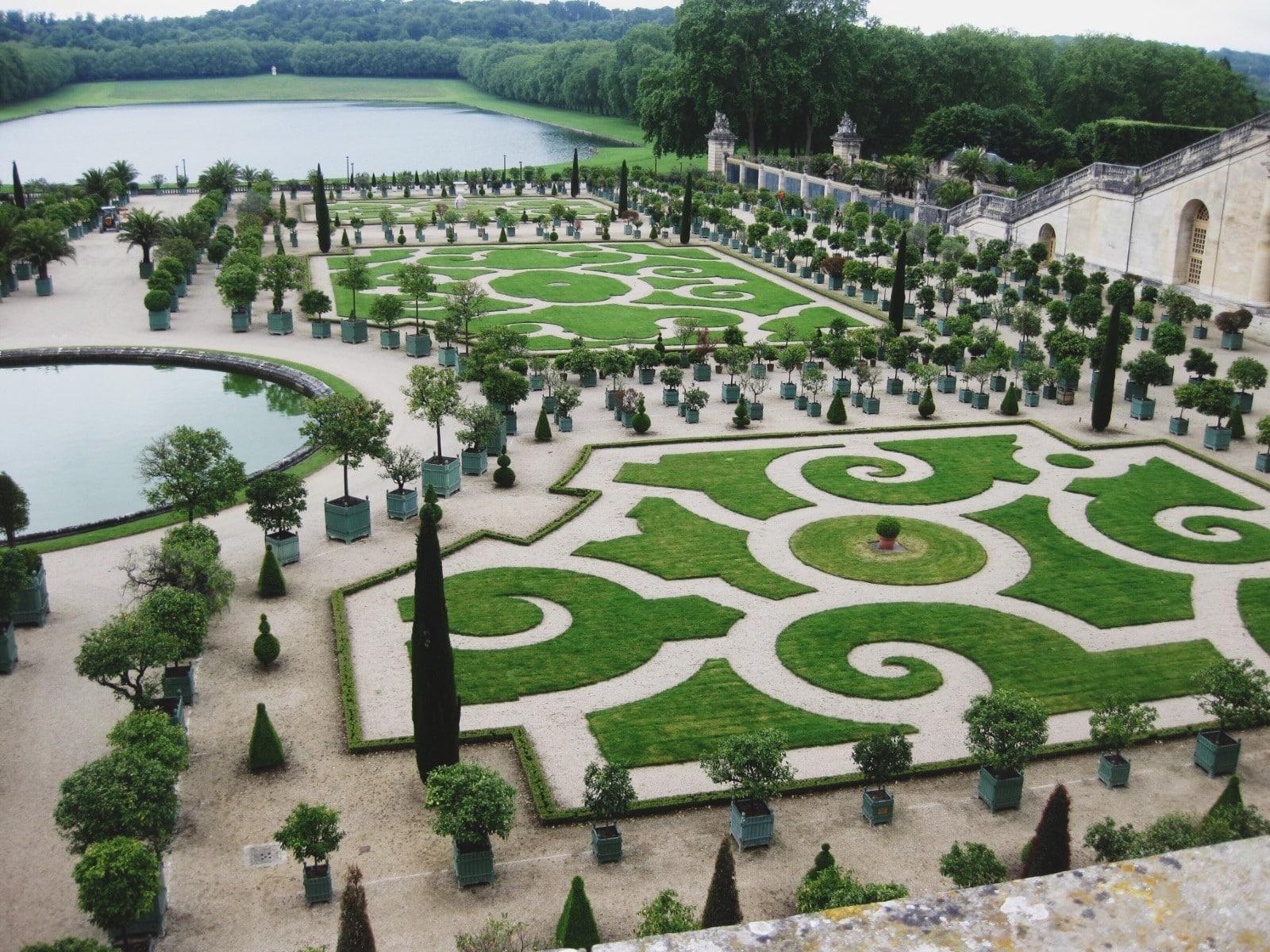 giardini di Versailles