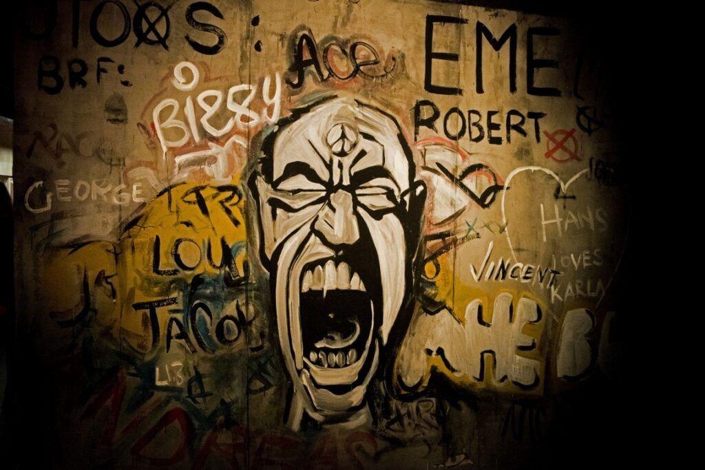 MAUTO muro di Berlino