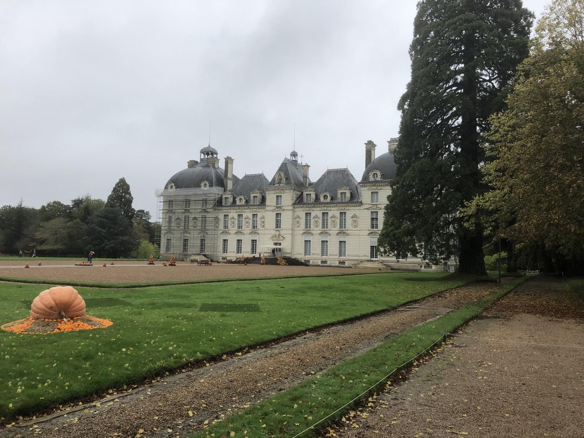 castello di cheverny