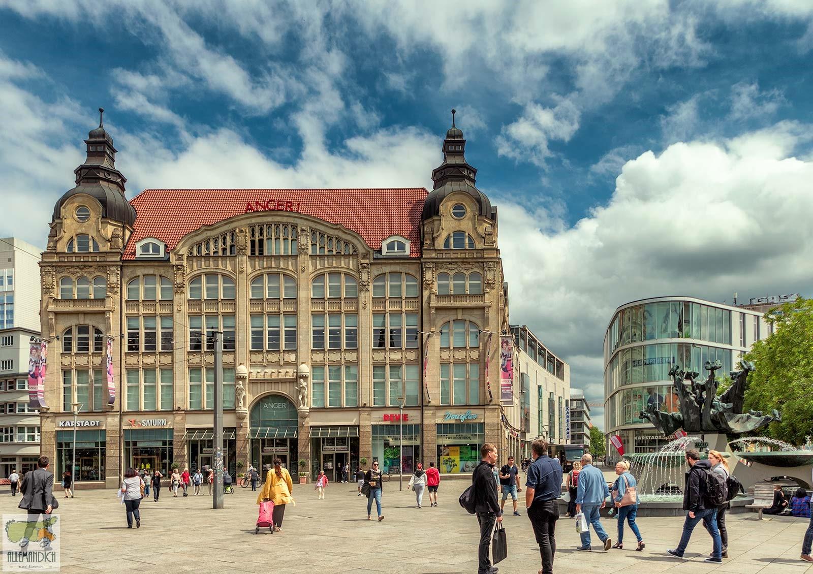 Piazza di Erfurt