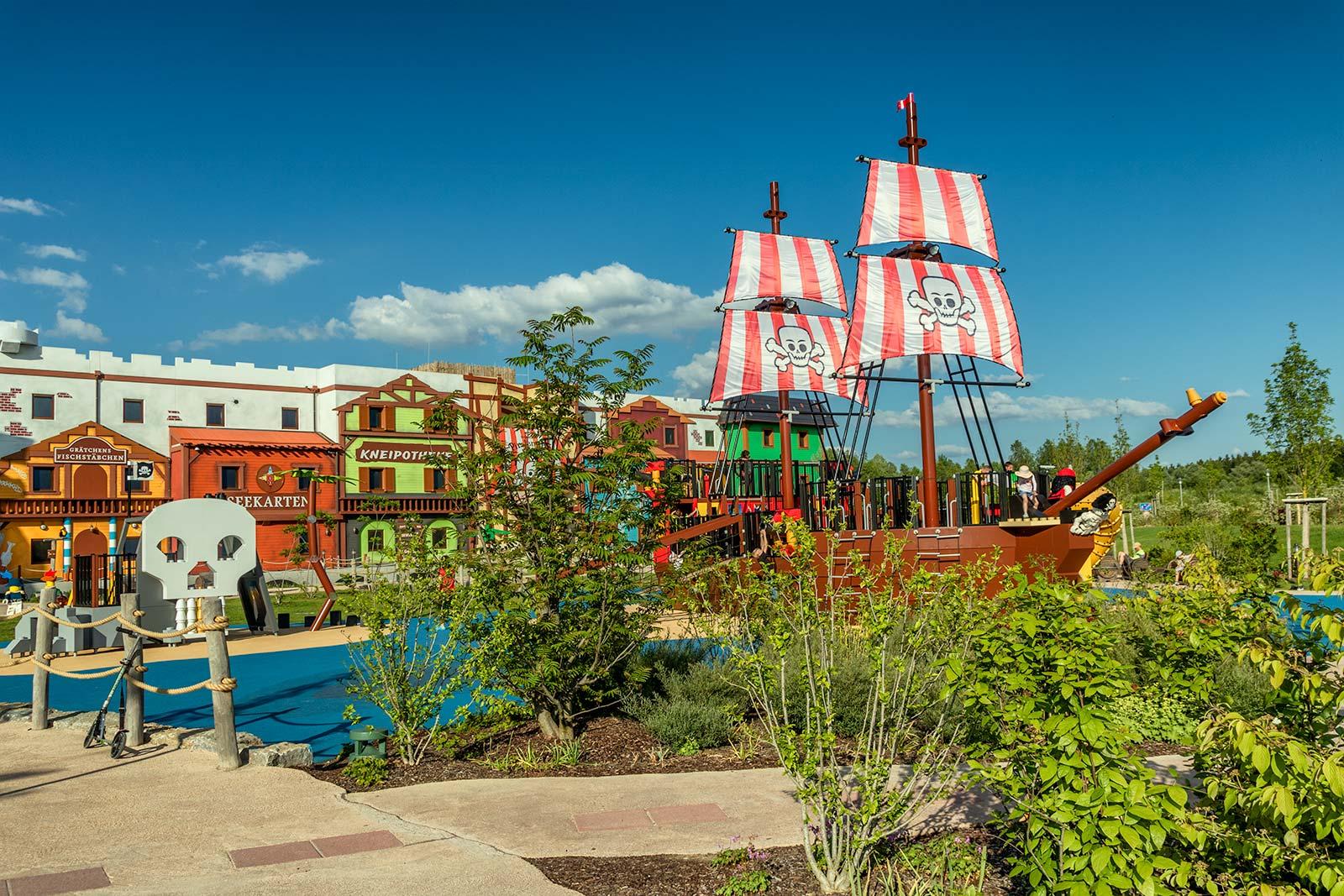 Legoland Hotel dei Pirati