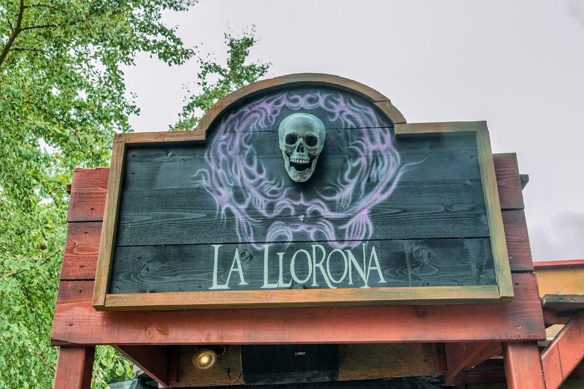 ingresso LLorona