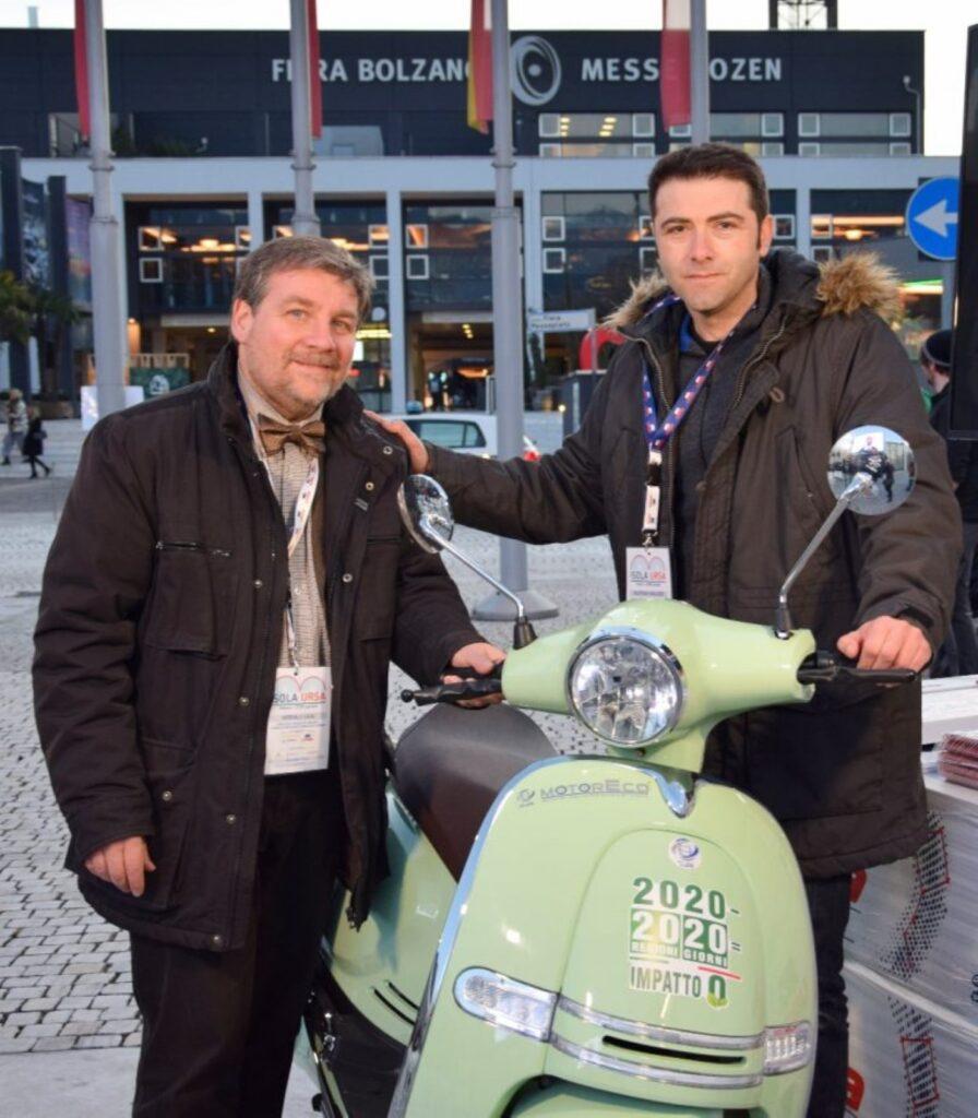 Toto con Luca Mercalli