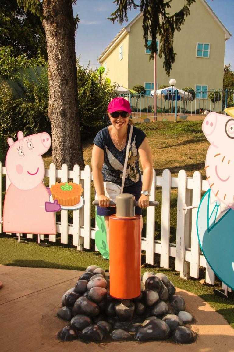 Cantiere di Peppa Pig