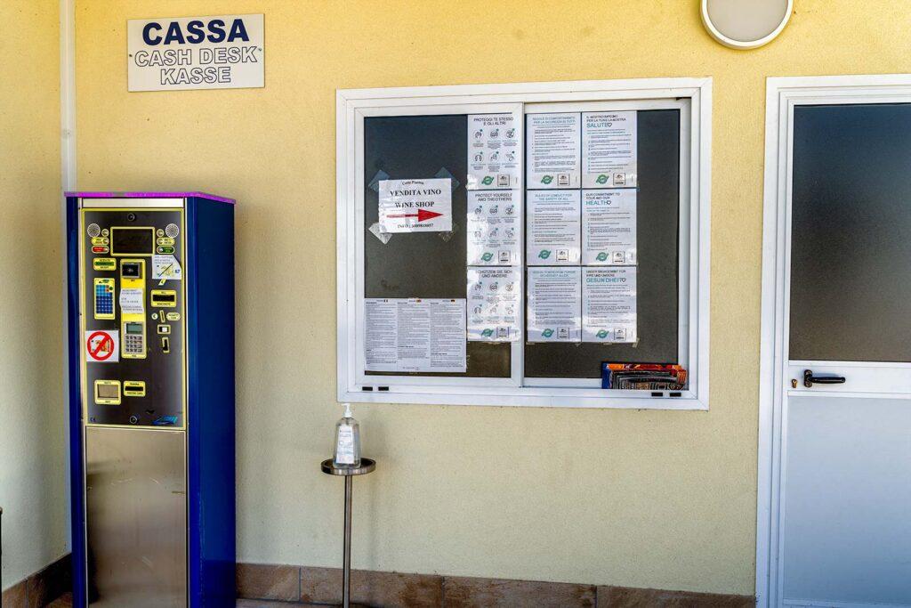 Cassa Automatica
