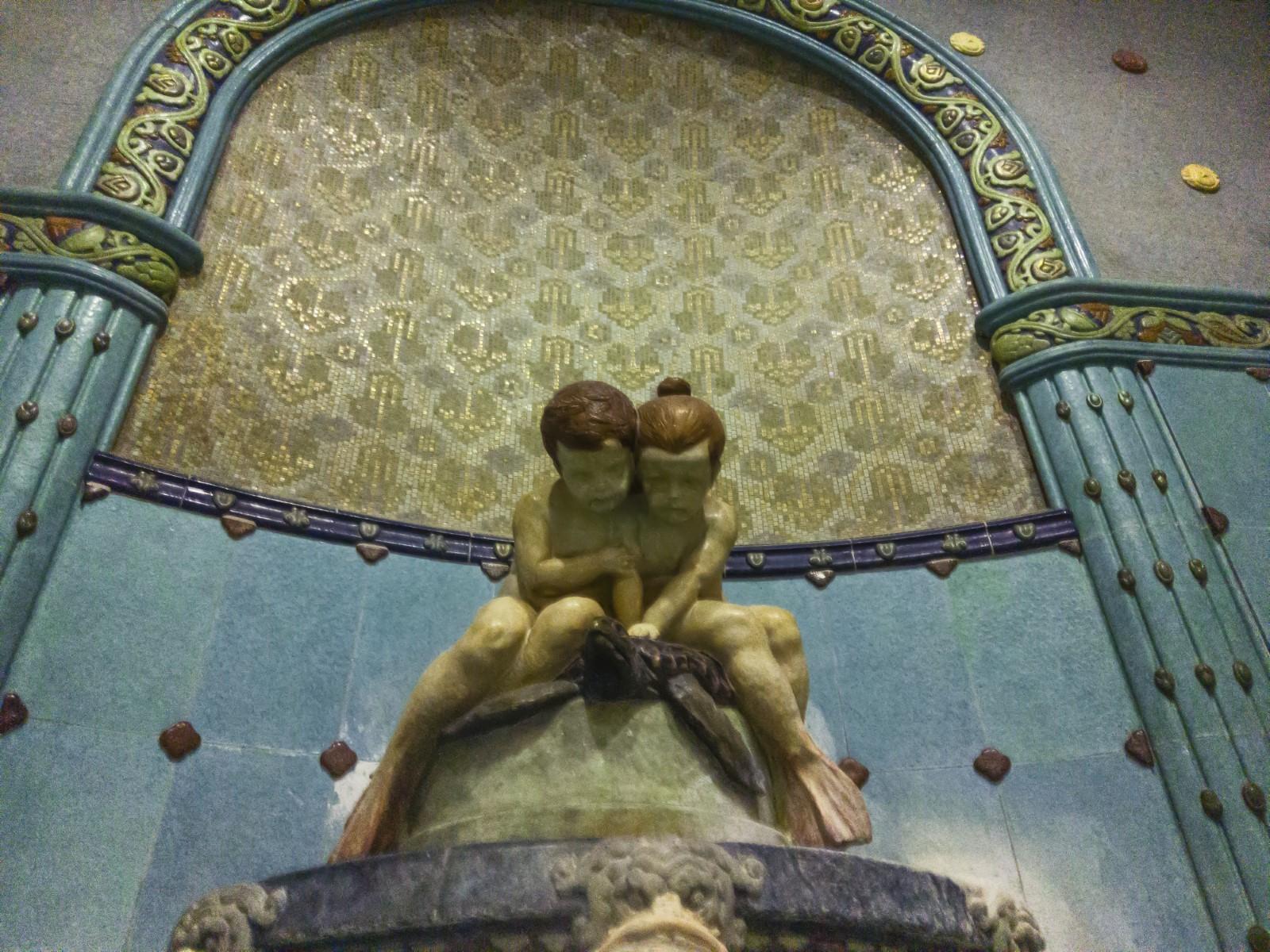decorazioni delle Gellert.