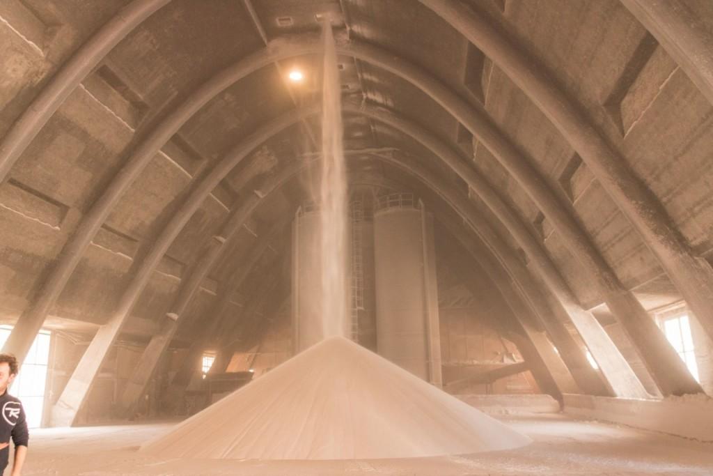 Cascata di sale