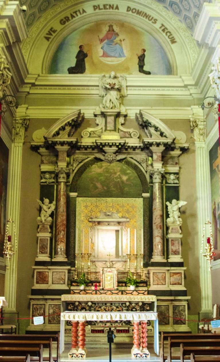 Iseo Madonna delle nevi