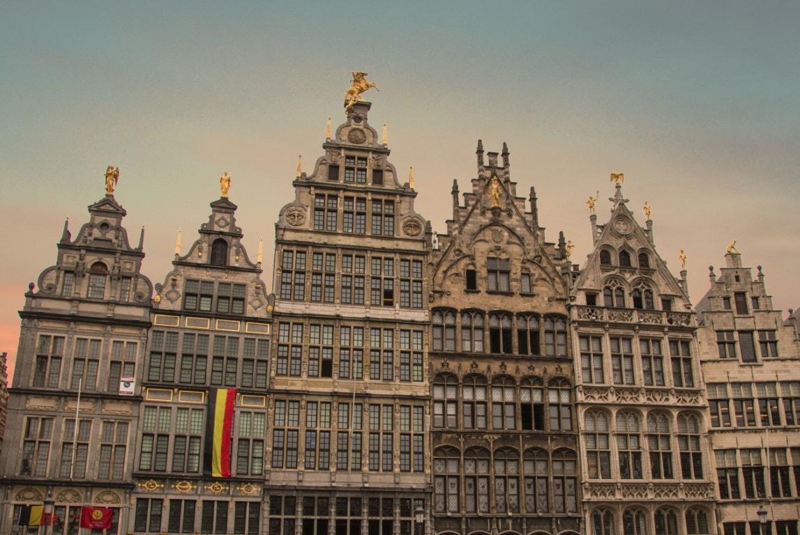 palazzi di Anversa