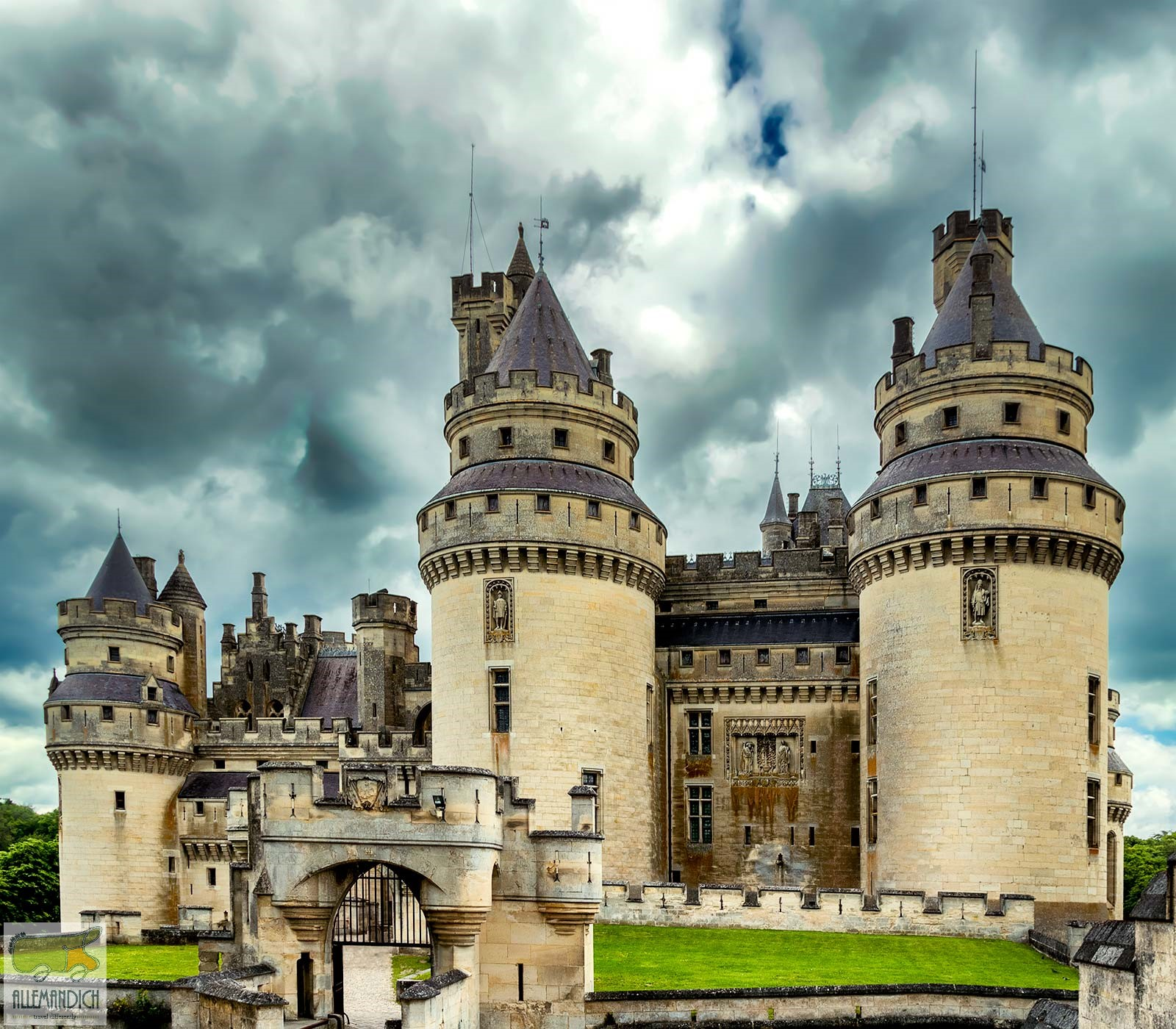 Pierrefonds hdr