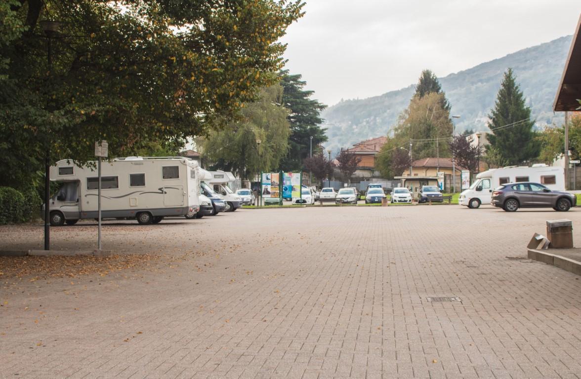 Area sosta Baveno