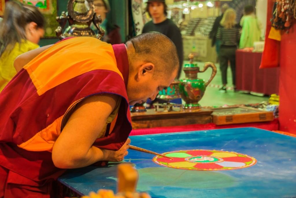 Sacerdote tibetano