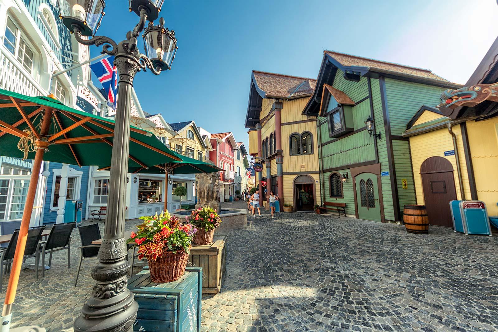 Quartiere Scandinavia