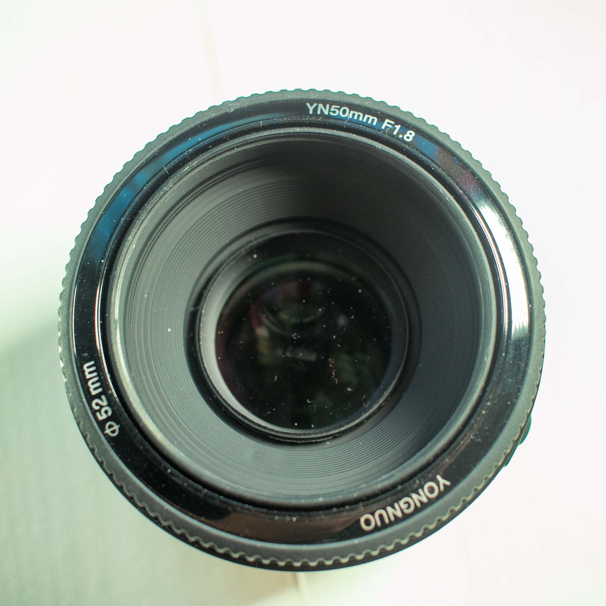 yongnuo 50 mm 1.8