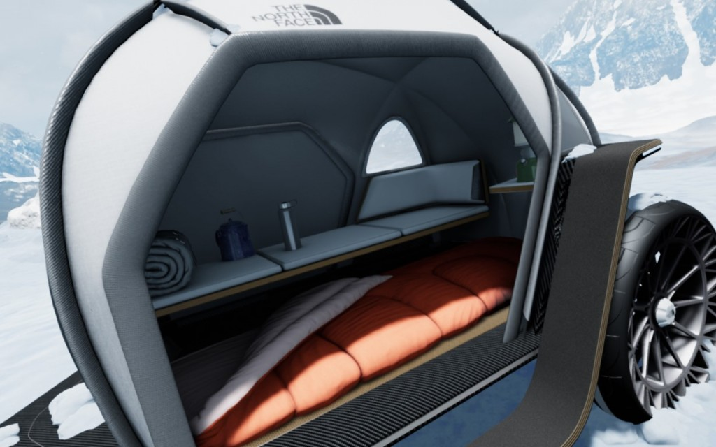 camper ultraleggero