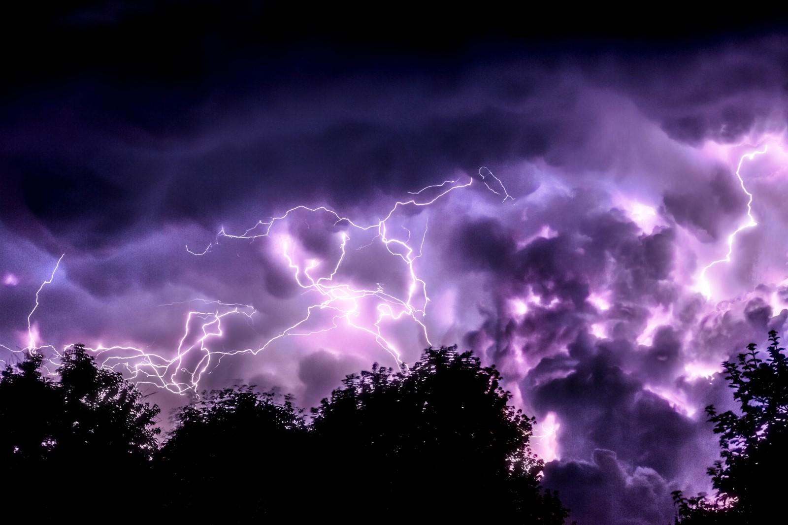 I fulmini generano ozono