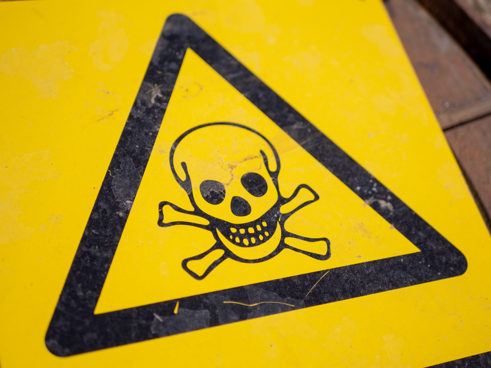 Pericolo di Morte: Attenzione!