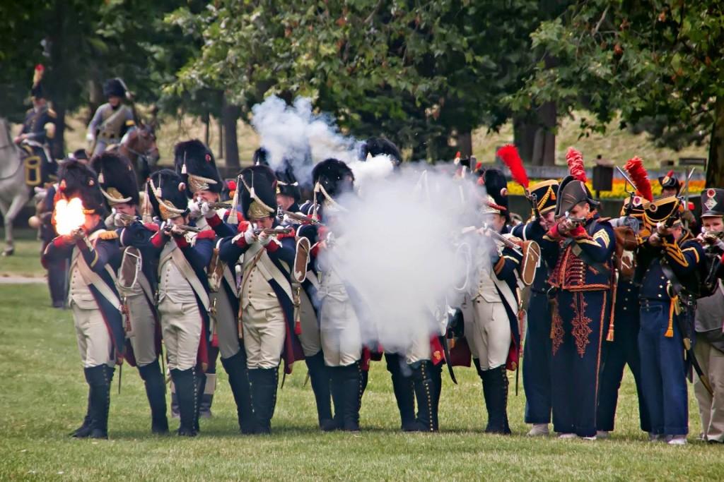 Rievocazione Napoleonica