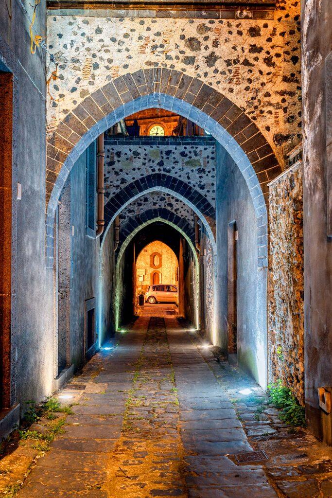 La Via degli Archi