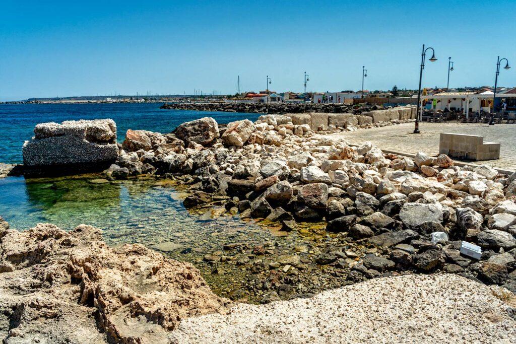 Il porto della Balata