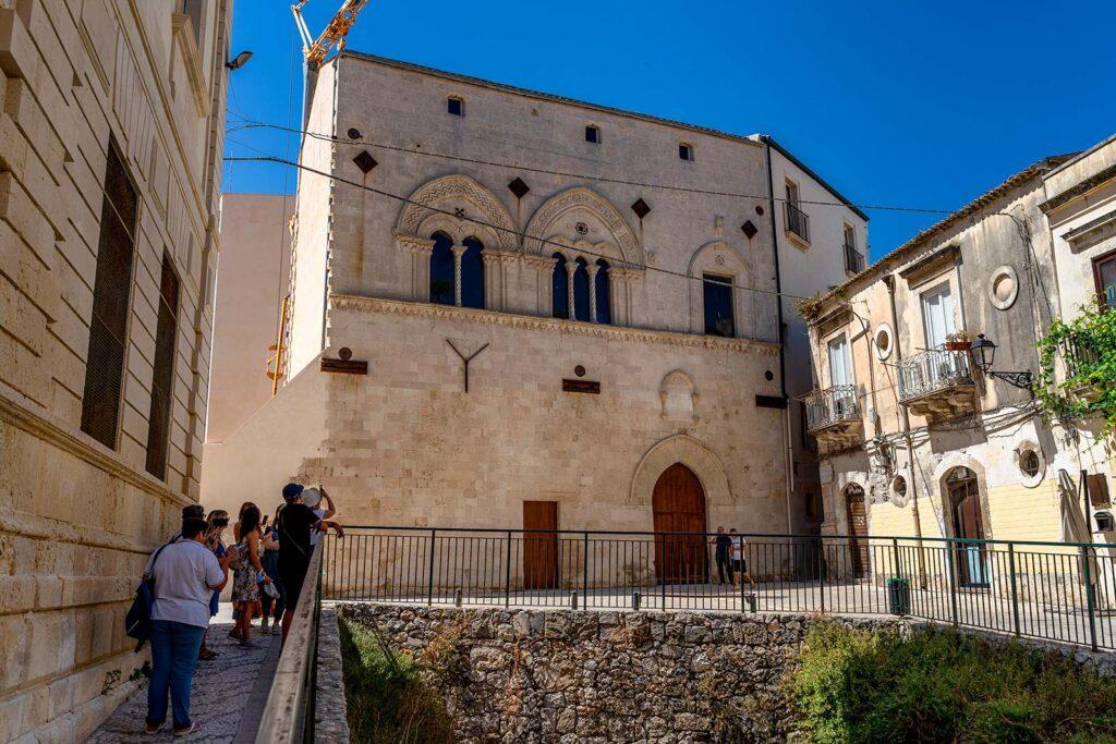 Palazzo Mergulese Montalto