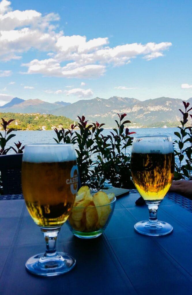 aperitivo sul Lago