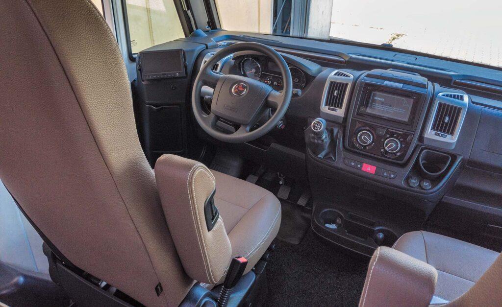 cabina di guida