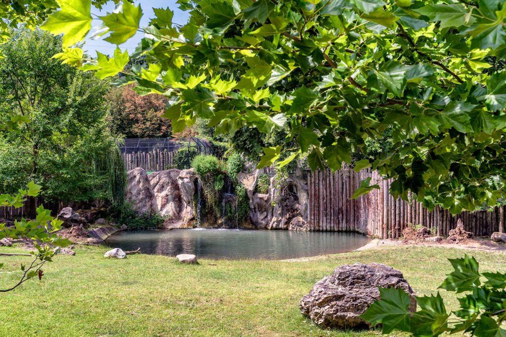 habitat ippopotami