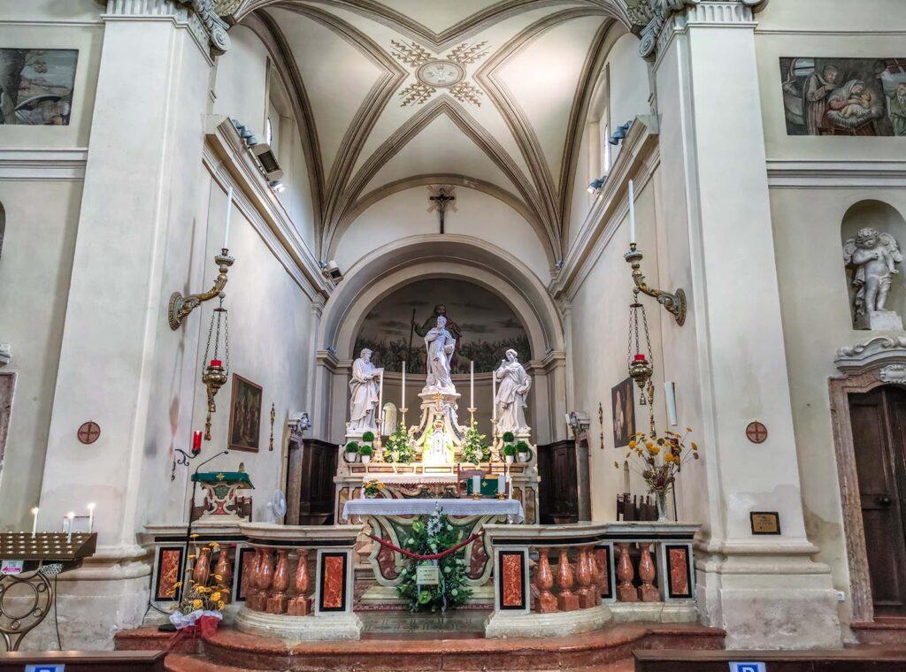 Altare di San Marco