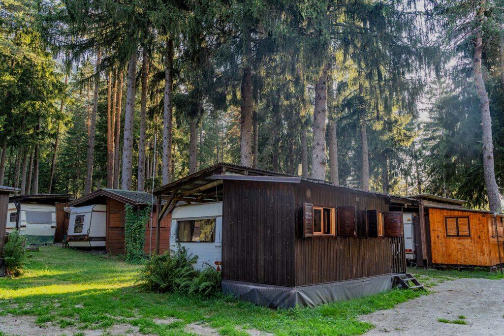 case mobili e stanziali