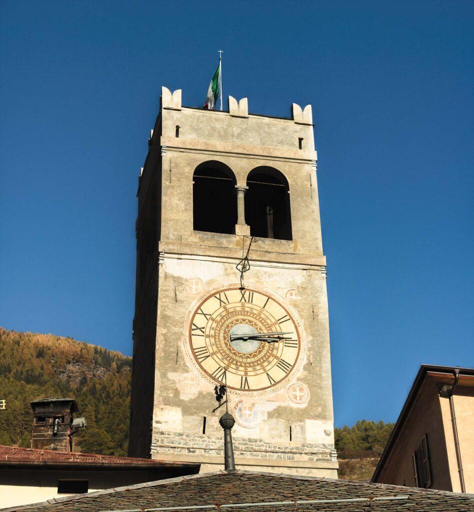 torre della bajona