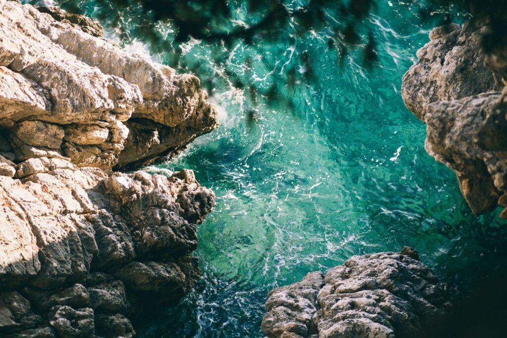 grotte e mare
