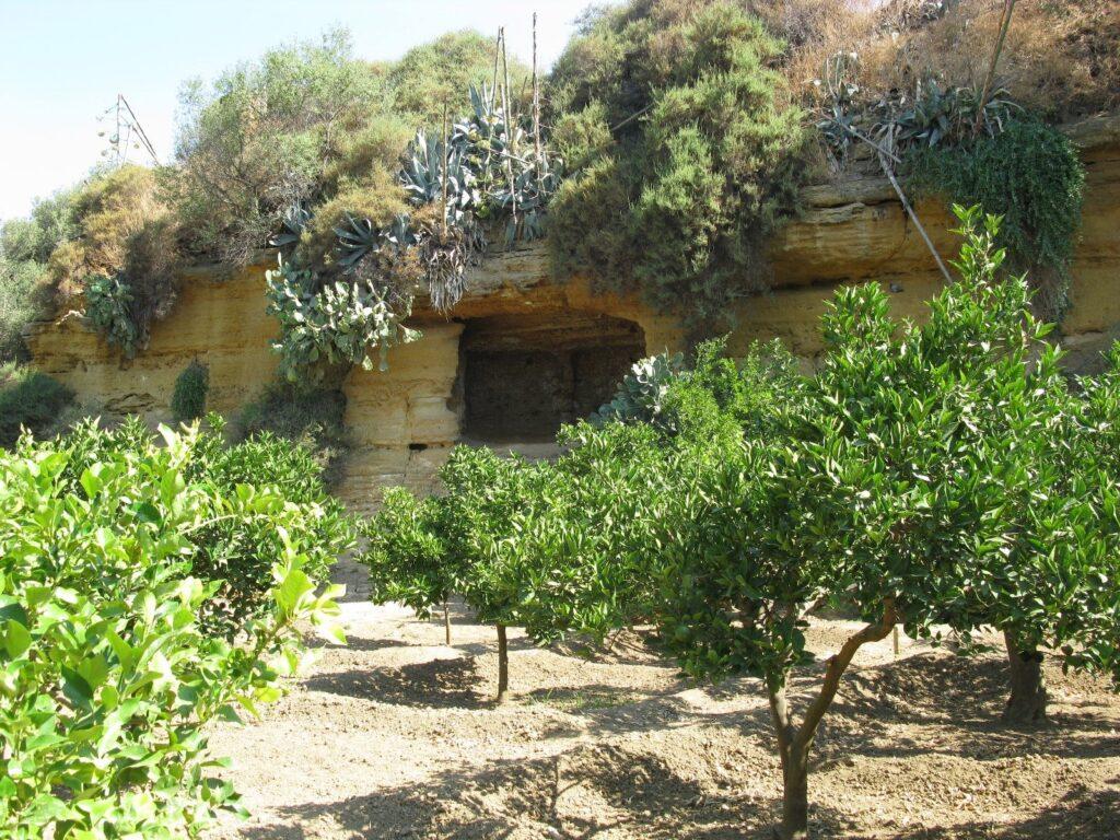 giardino kolymbetra