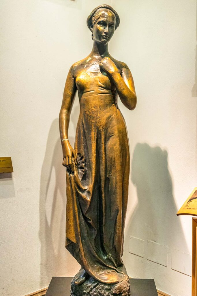 statua vera di giulietta