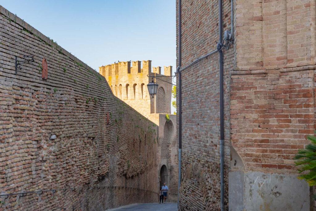 mura di corinaldo