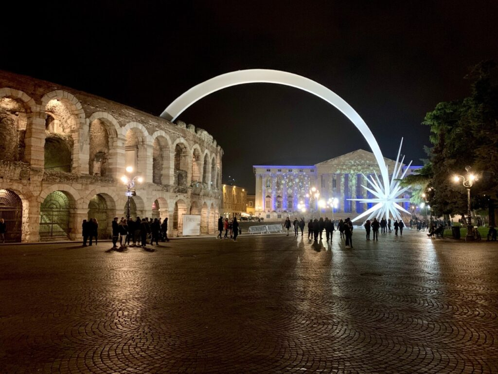 arena a Natale