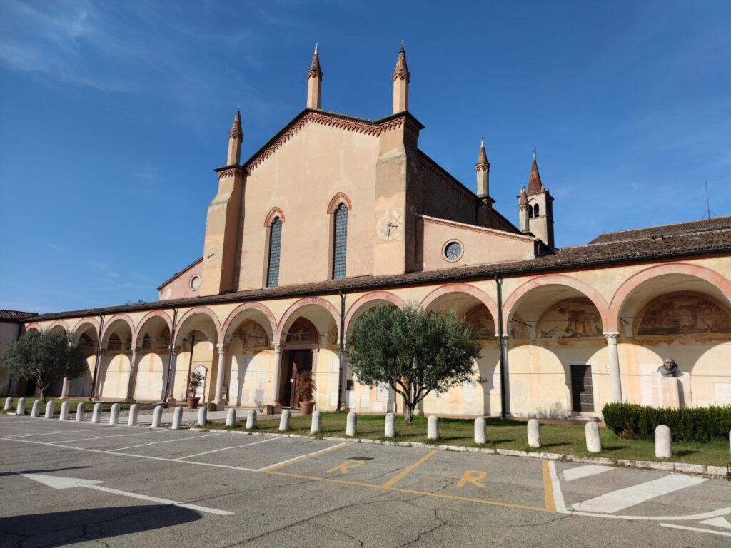 Il Santuario della Beata Vergine delle Grazie