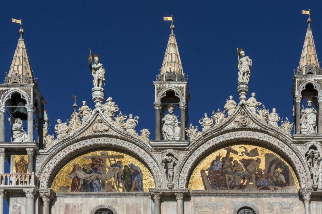 dettaglio basilica