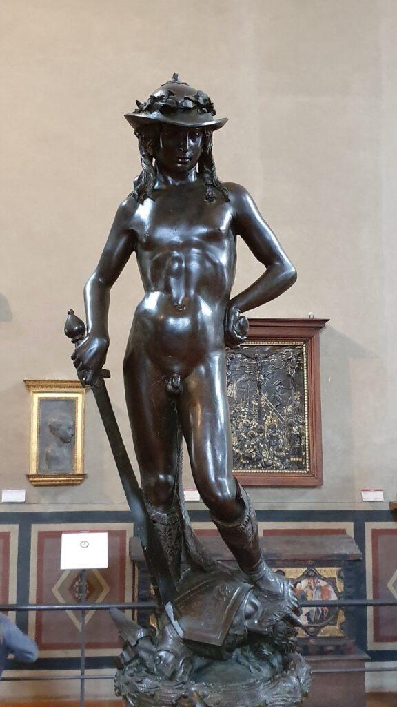 david di donatello in bronzo