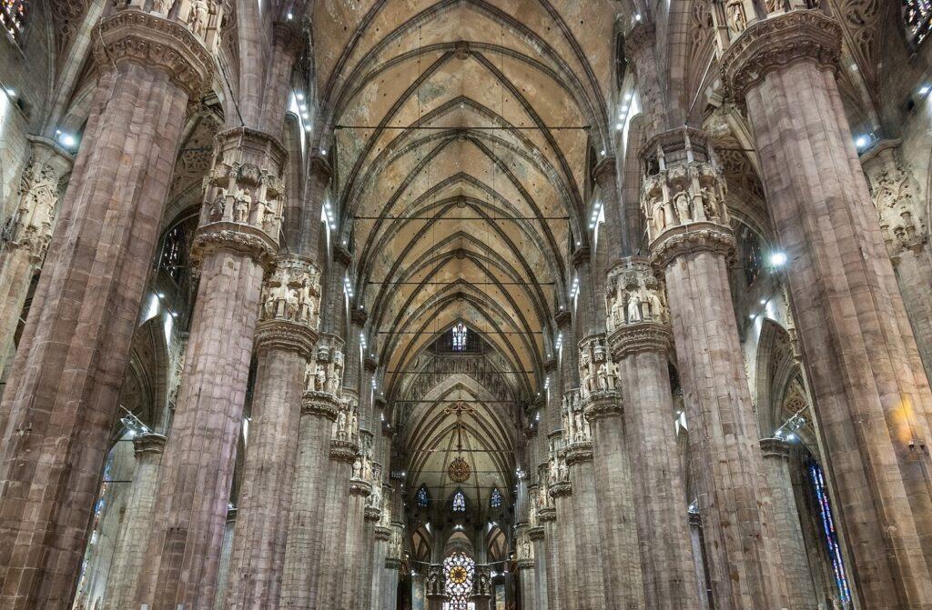volte del Duomo
