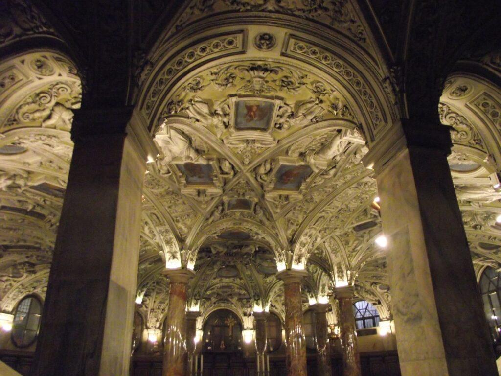 cripta del duomo