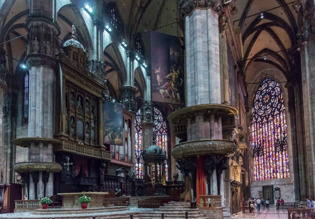 organi del Duomo