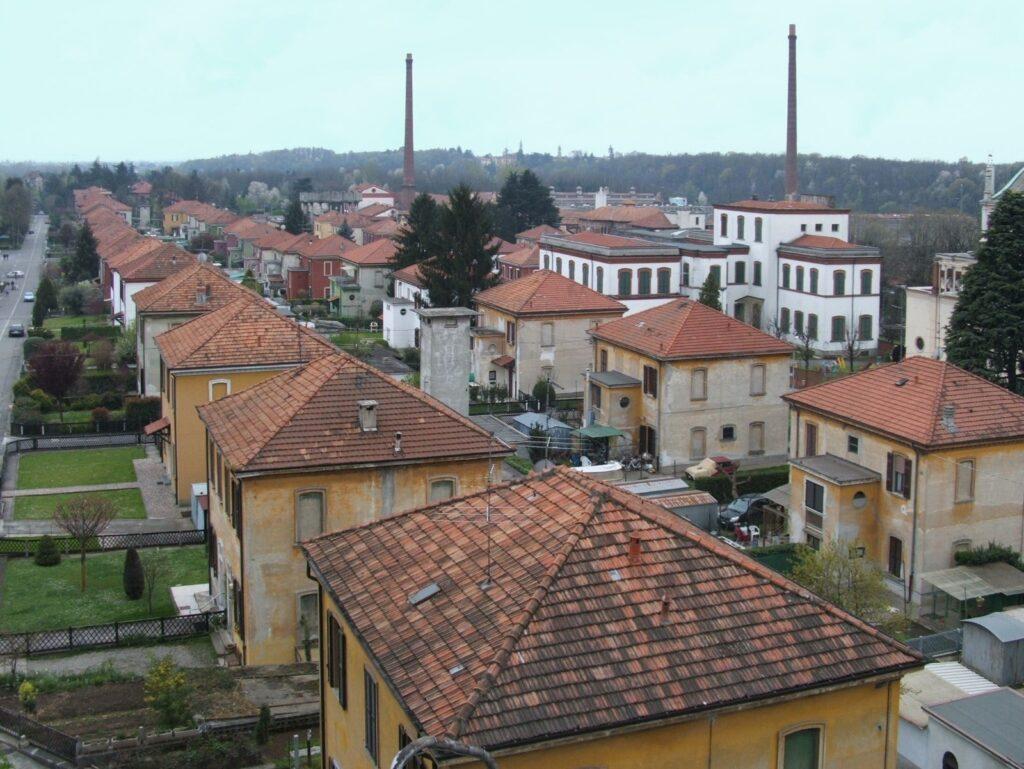villaggio di Crespi d'Adda