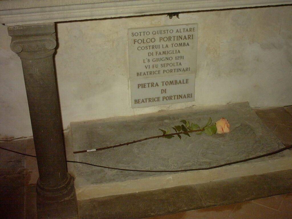 tomba di beatrice